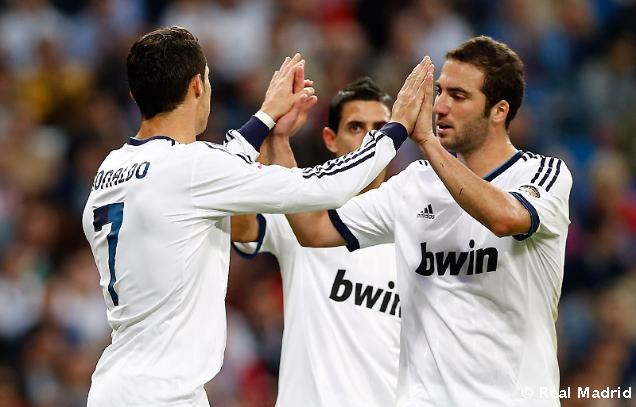 Real Madrid - Celta: puntuaciones del Real Madrid, jornada 8