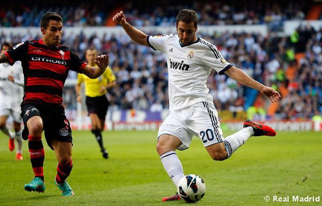 El Real Madrid vence al Celta y al sopor