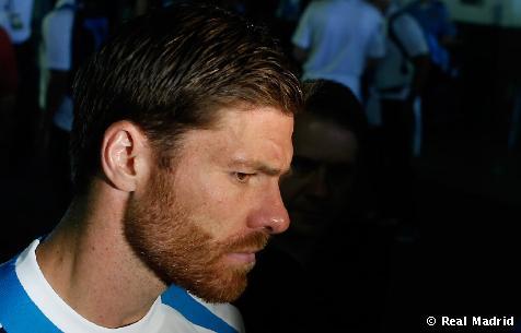 """Xabi Alonso: """"Estamos preparados para el inicio de la temporada"""""""