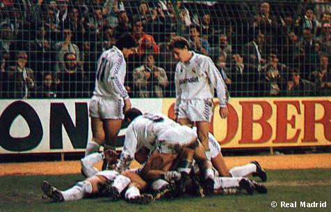 Remontadas históricas: Real Madrid - Estrella Roja 1986/87, la última remontada épica en Europa