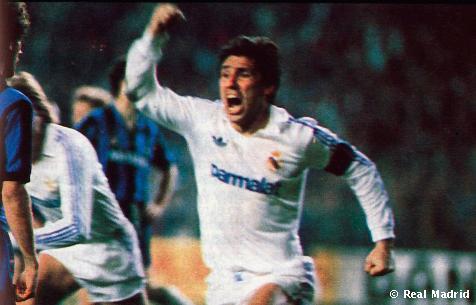 Remontadas históricas: Real Madrid - Inter de Milán 1985/1986, la prórroga como travesía a la final