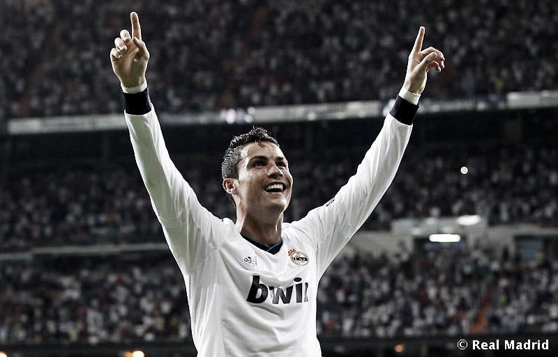 Cristiano Ronaldo lidera la tabla de mejor rendimiento