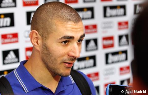 """Benzema: """"Debemos preparar bien el partido y mostrar nuestro nivel"""""""