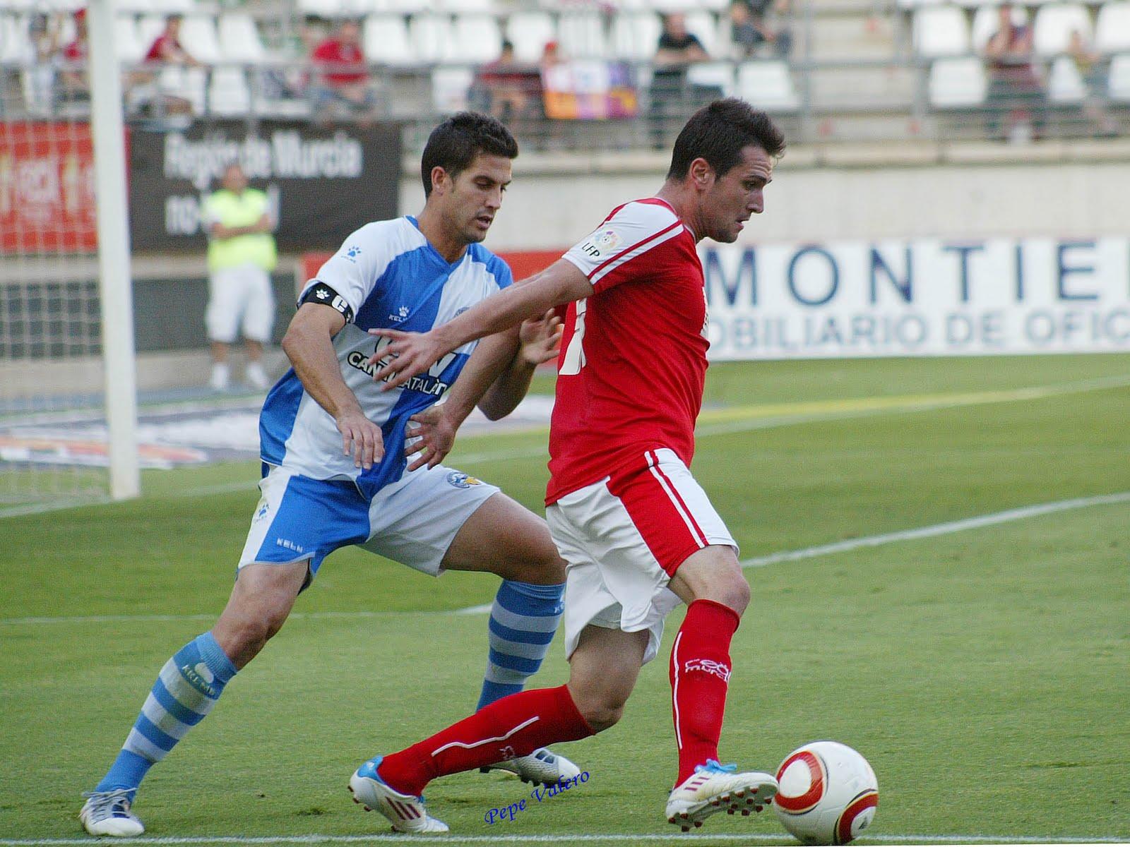 El Sabadell quiere evitar problemas ante el Murcia