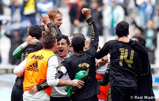 El Real Madrid Castilla cimenta el futuro blanco