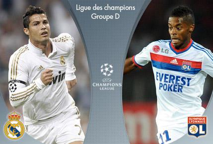 Lyon et Madrid se retrouvent...encore.