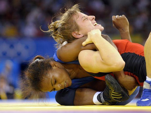 Jackeline Renteria repite el bronce de Beijing 2008