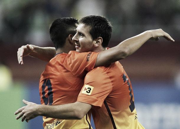 Puntuaciones del FC Barcelona en pretemporada