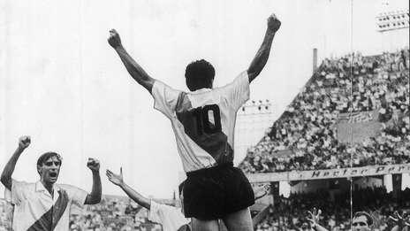 Luego de 11 años, River vencía a Boca como visitante en 1966