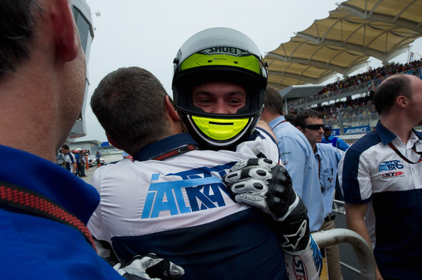 Roberto Rolfo sustituirá a Mattia Pasini en el equipo Speed Master