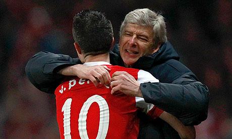 """Wenger: """"No tuve más remedio"""""""