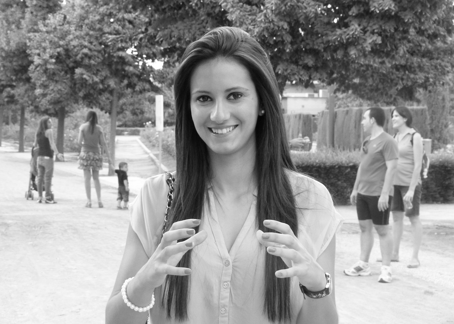 """Rocío Mateos: """"Cuando juego al fútbol todo lo malo desaparece"""""""