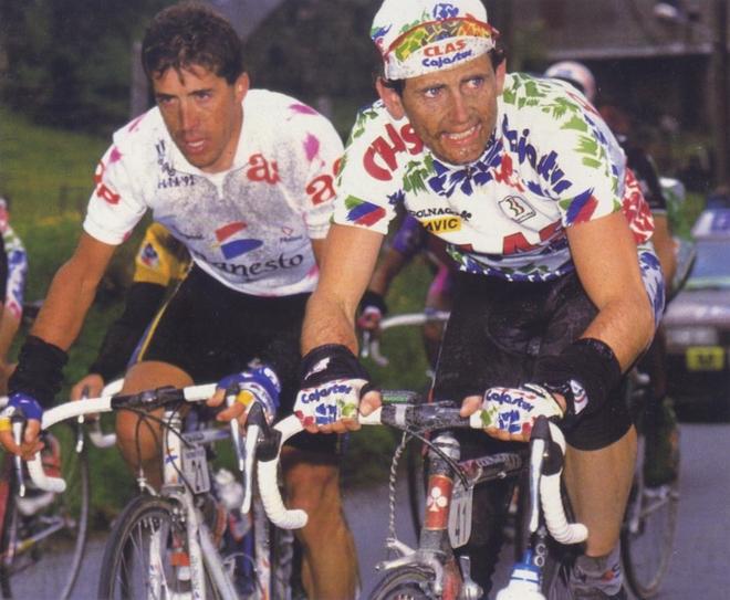 Vuelta 92: Una etapa propia del Tour