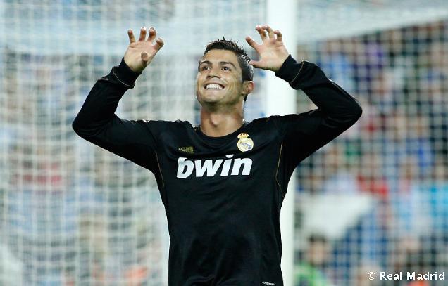 Cristiano Ronaldo es el máximo goleador de la historia del Real Madrid ante el Málaga
