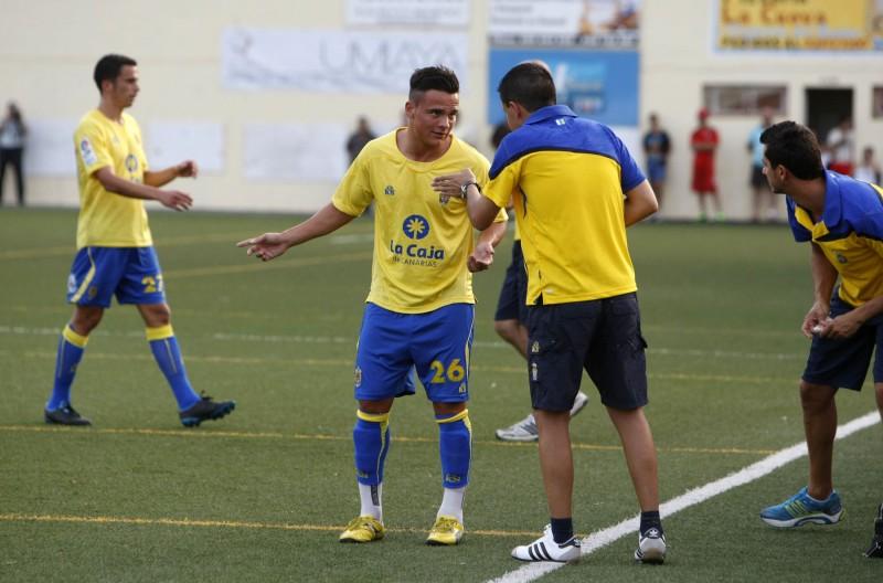 Roque encuentra acomodo en el Atlético Baleares