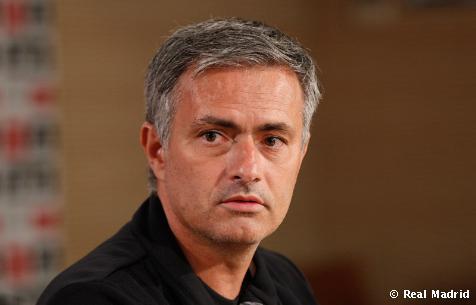 """Mourinho: """"Queríamos ganar una copa que es la de casa"""""""