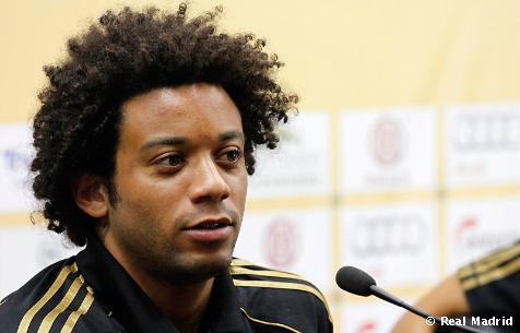 """Marcelo: """"Llegué al Madrid para crear mi historia"""""""