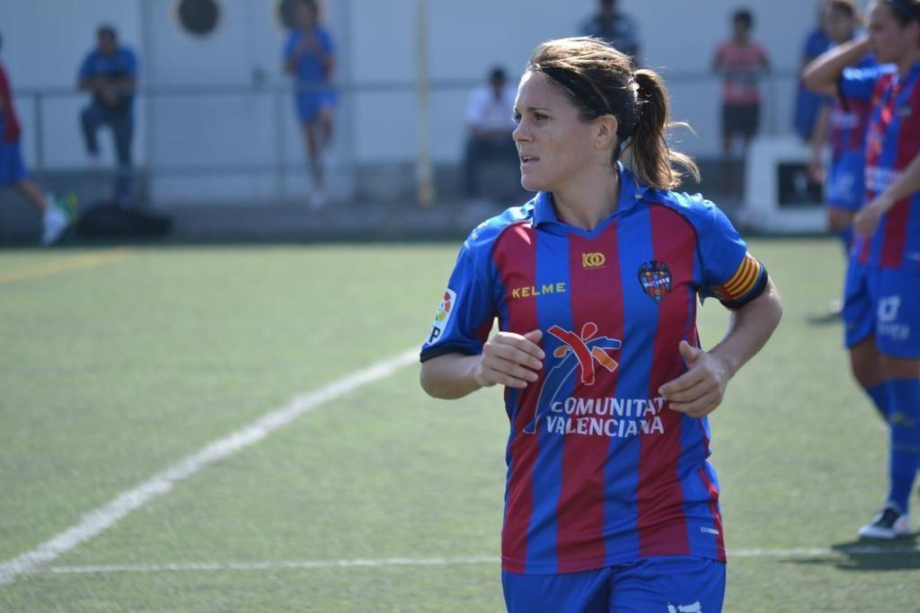 Ruth García se desvincula del Levante UD Femenino