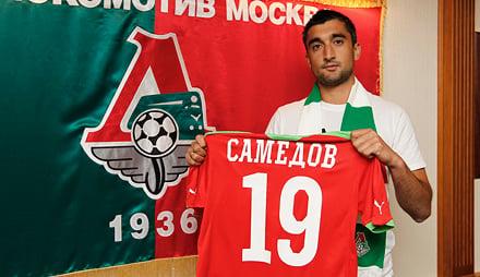 Samedov regresa al Lokomotiv