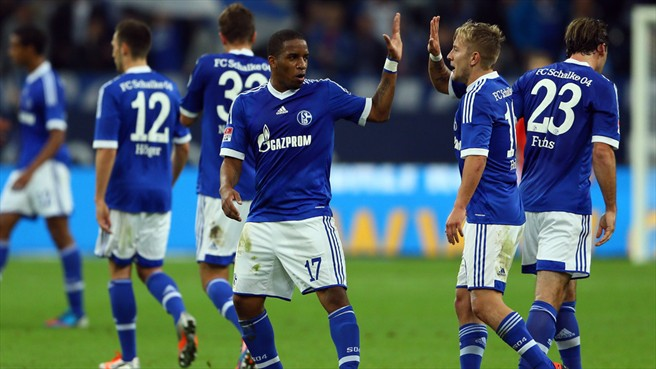 El Schalke 04 pasa por encima del Wolfsburgo