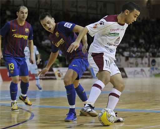 Caja Segovia – FC Barcelona Alusport : Una final anticipada en el partido inaugural.