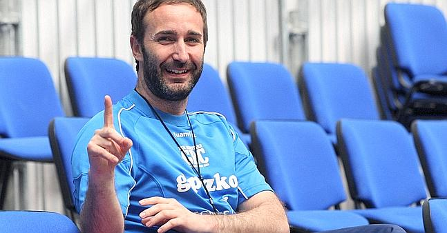 Sito Alonso renueva con el Lagun Aro GBC una temporada más
