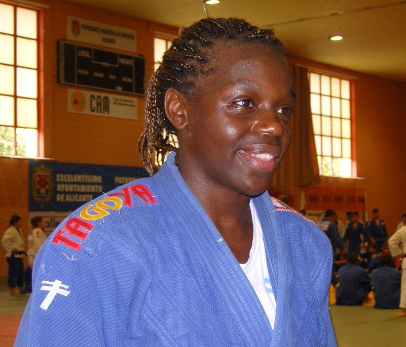 María Bernabeu en el stage veraniago del Judo Miriam Blasco Arena Alicante - SNC14761_450892591