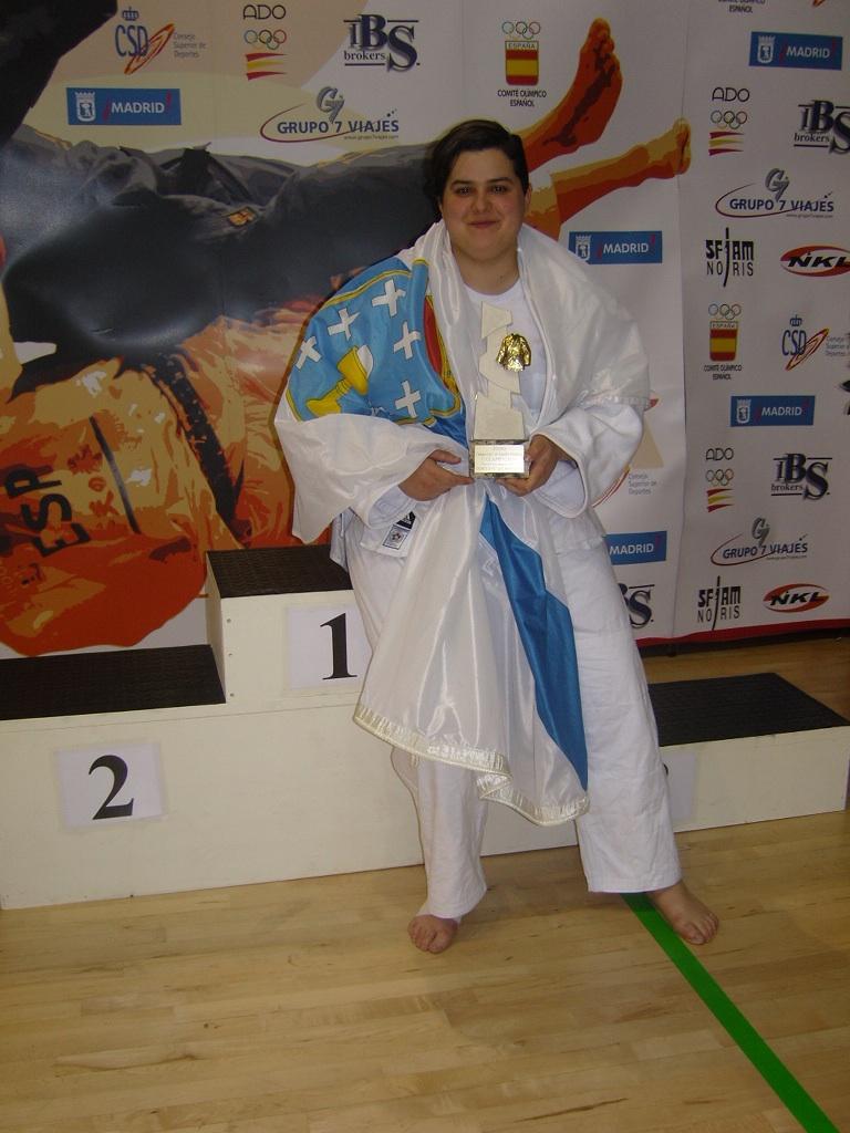Las ausencias llenan el nacional absoluto de Judo