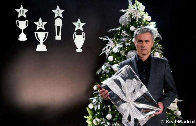 """Mourinho: """"La Liga era muy importante porque nunca la había conseguido"""""""
