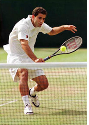The lost art of the serve and volley