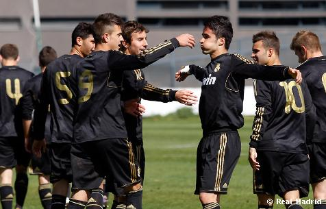 El Real Madrid Castilla se deja dos puntos ante el Sanse