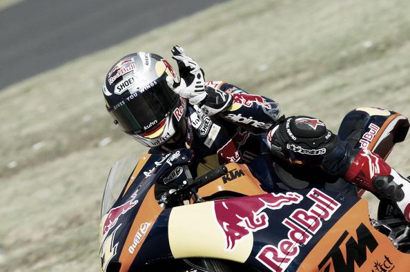 Sandro Cortese consigue la pole en seco en Misano