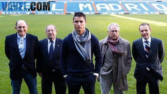رونالدو : سأكون الهداف التاريخي لريال مدريد