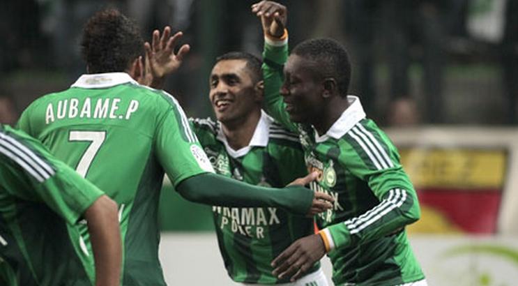 Saint-Etienne domine Ajaccio