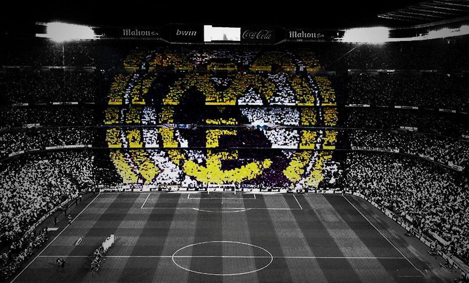 Santiago Bernabéu, el mejor fortín
