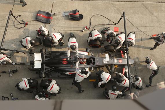 F1 : Sauber survit grâce à la Russie !