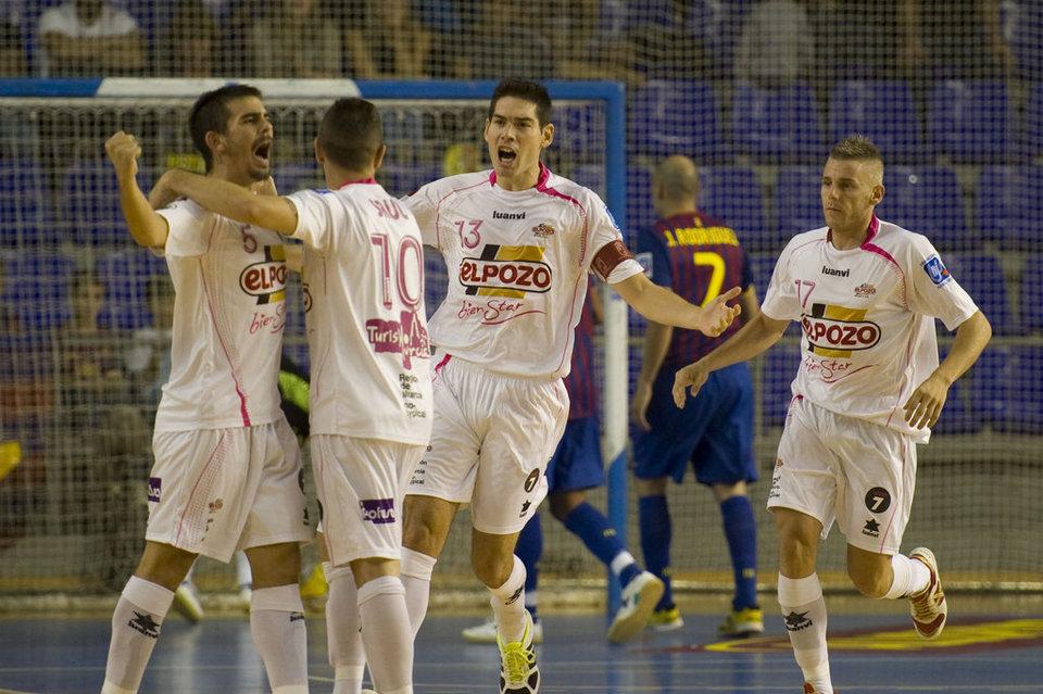 ElPozo Murcia comienza a tocar el capítulo de altas y bajas para la próxima temporada