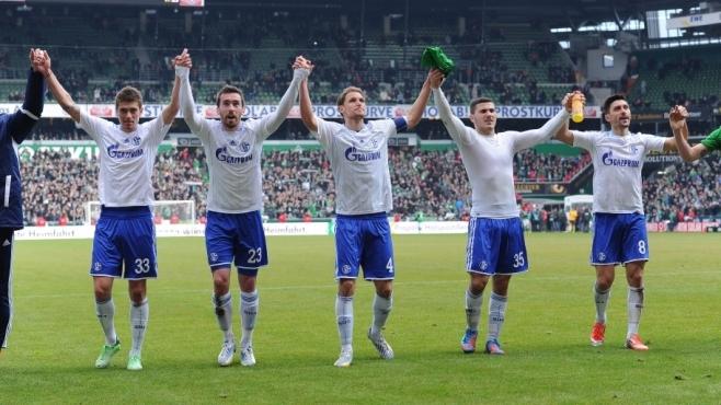 Fiabilidad del Schalke para consolidar la cuarta plaza