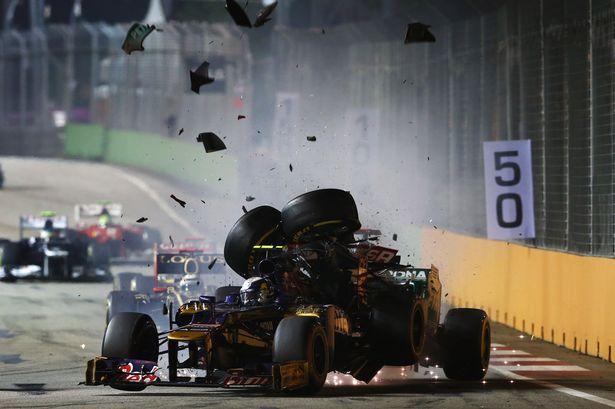Schumacher es sancionado con diez puestos en Suzuka
