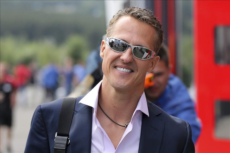 """Schumacher: """"La cifra de 300 es especial porque es aquí, en Spa"""""""