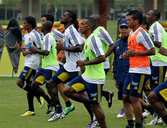 Diez nuevos convocados a la Selección Colombia de mayores