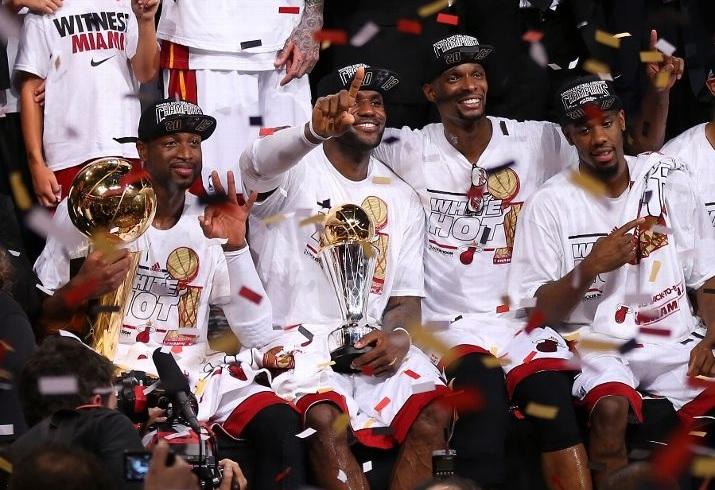 Miami Heat se impõe no fim, vence sétimo jogo e é bicampeão da NBA