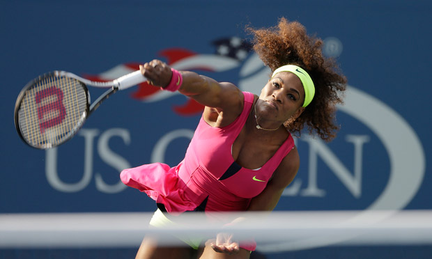 US Open: Huracán Serena