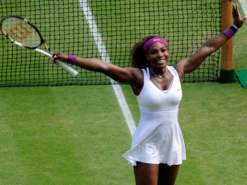 """Serena: """"Estoy muy feliz por ganar de nuevo aquí"""""""