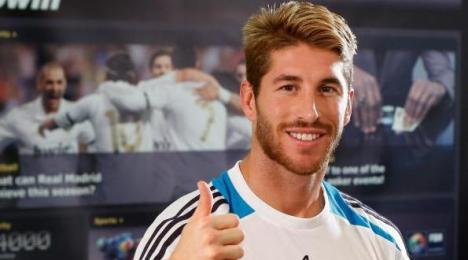 """Sergio Ramos : """"Yo prefiero jugar de central, pero si tengo que jugar de lateral lo haré sin ningún problema"""""""