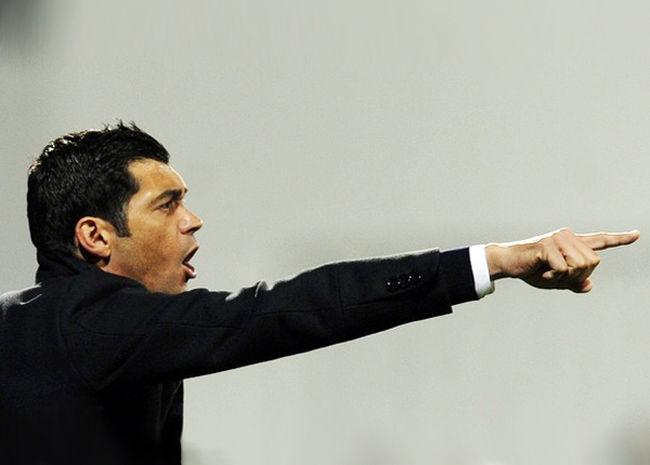 Sergio Conceição pour suppléer Pedro Emanuel