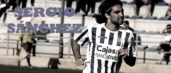"""Sergio Sánchez (Recreativo B): """"Si no hubiese salido del Betis, no hubiese llegado hasta aquí"""""""
