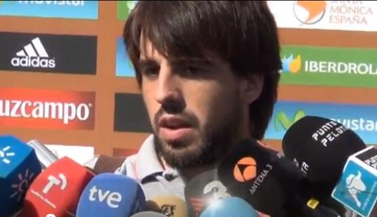 """Beñat: """"Estoy tranquilo, solo pienso en el Betis"""""""