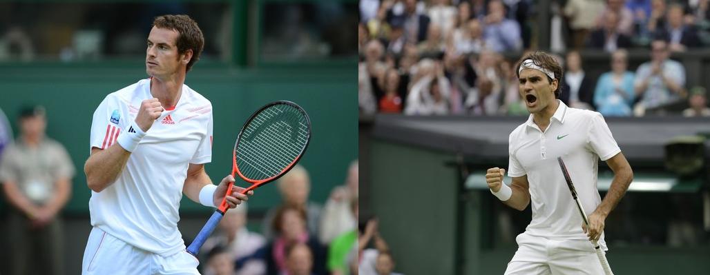 Previa Wimbledon: Murray - Federer, o del color y el Olimpo