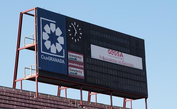 El nuevo videomarcador estará disponible para el Granada - Athletic
